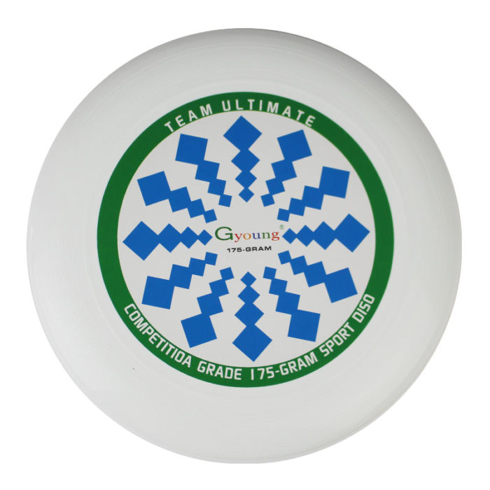 Flying Disc Toy Ultimate Frisbee Saucer