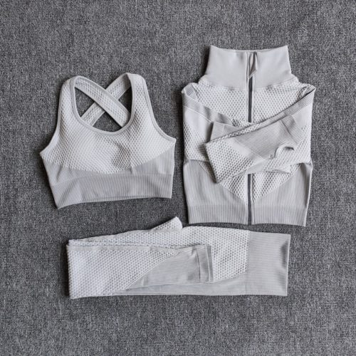 Ladies' Gym Clothes Fitness Set