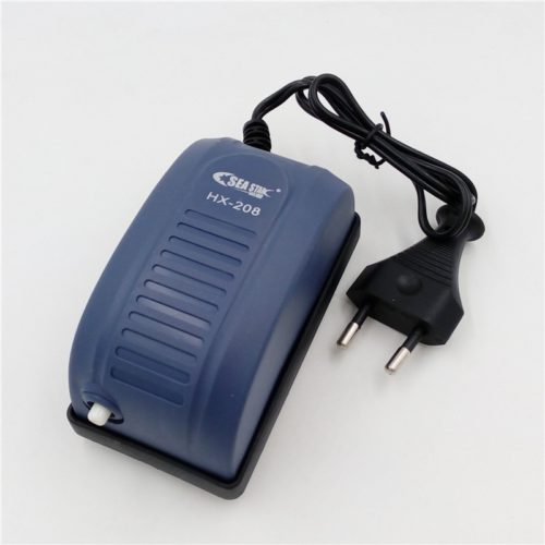 Aquarium Oxygen Pump Single Outlet Pump