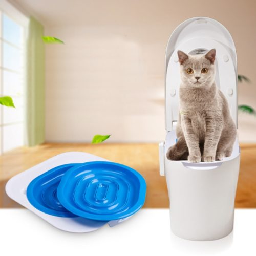 Cat Toilet Trainer Litter Tray
