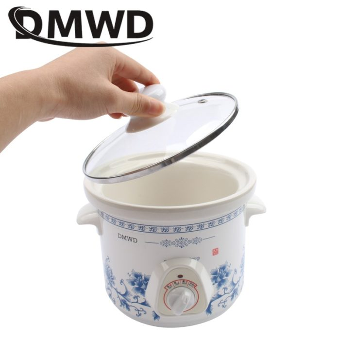 Electric Mini Slow Cooker