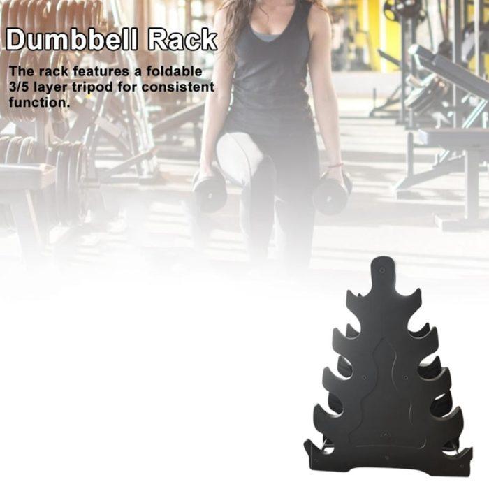 Dumbbell Rack 5-Layer Holder