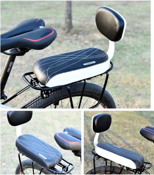 Rear Mounted Kids Bike Seat