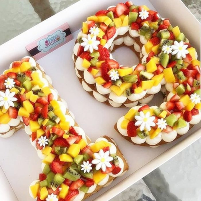 Number Cake Mold Silicone Baking Pan