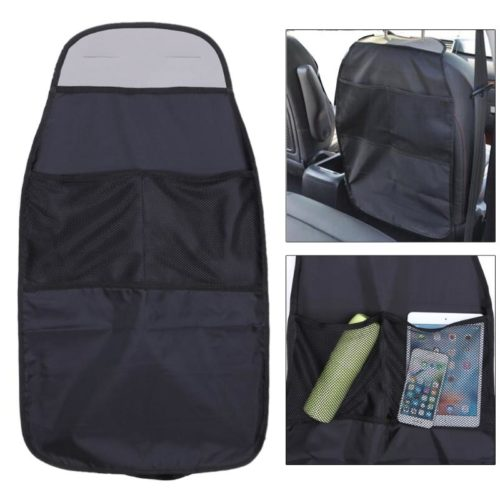 Car Seat Back Cover Auto Organizer