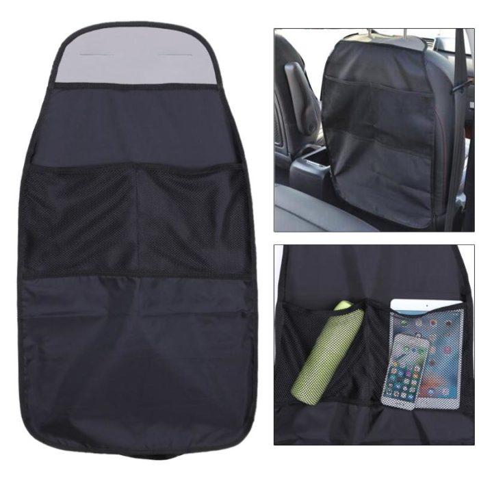 Car Seat Back Cover Auto Organizer