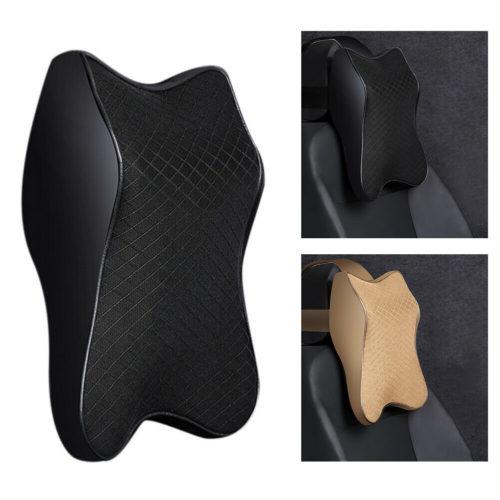 Car Seat Neck Pillow Headrest Cushion