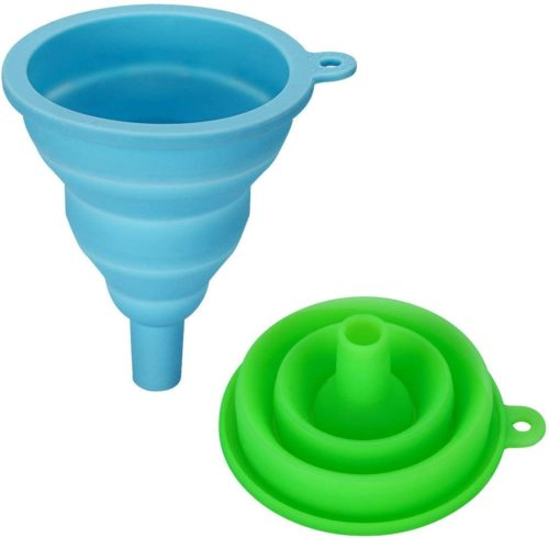 Collapsible Funnel Silicone Kitchen Tool
