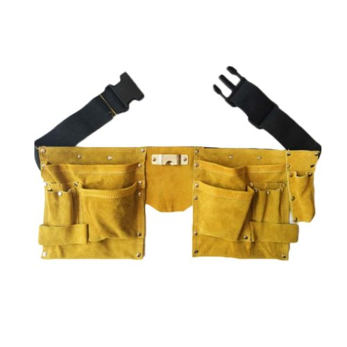 Carpenter Tool Belt Waist Pouch