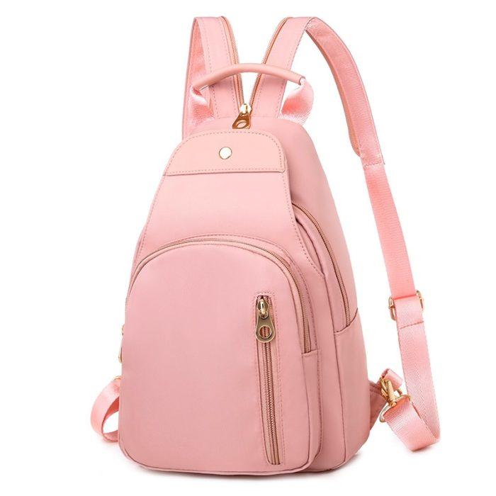 Ladies Small Backpack Fashion Rucksack