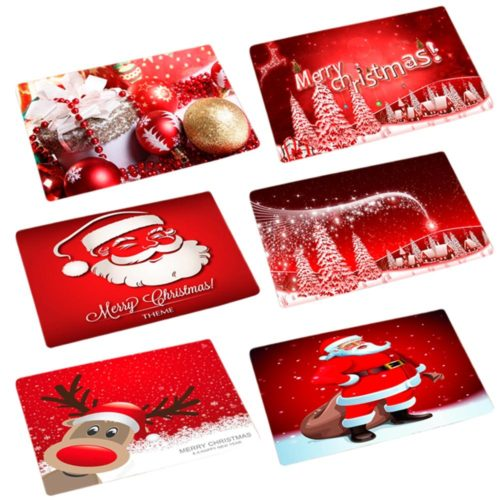 Christmas Doormat Lovely Holiday Decoration