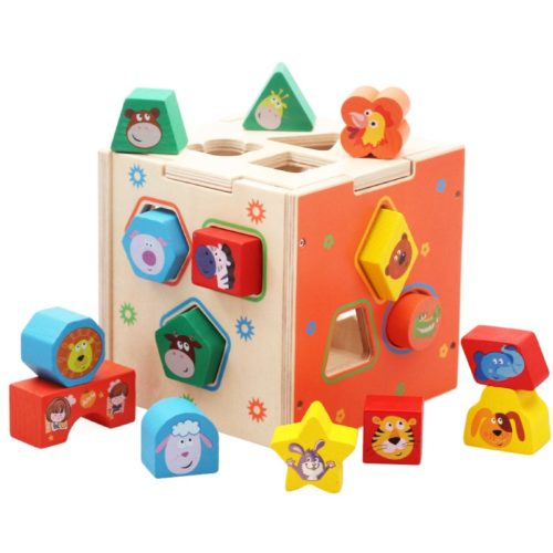 Educational Baby Shape Sorter Toy