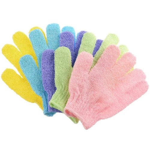 Body Scrub Gloves Skin Exfoliator (5 Pcs)