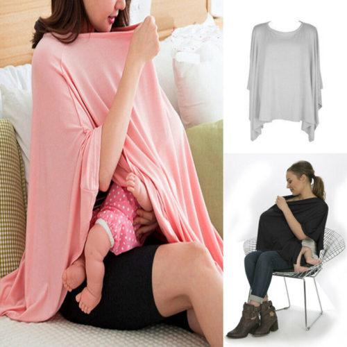 Nursing Poncho Wearable Nursing Cover
