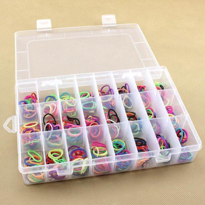 Beads Organizer 24 Compartment Box