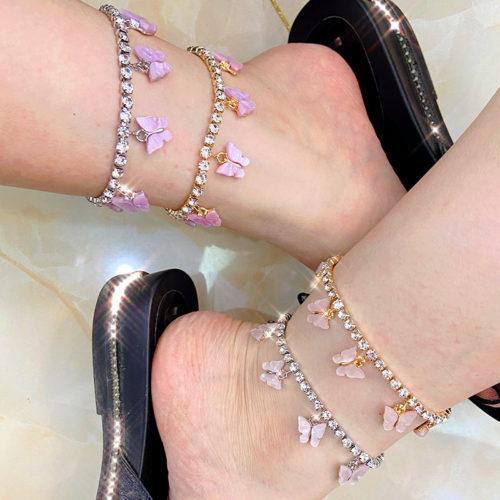 Cute Ankle Bracelet Lovely Foot Jewelry
