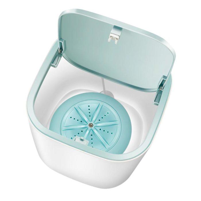 Portable Washing Machine and Dryer