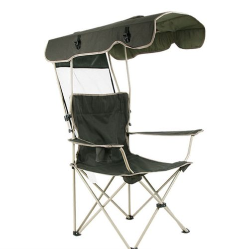 Folding Camping Chair with Canopy