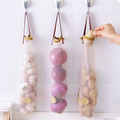Vegetable Mesh Bag Hanging Bag