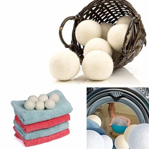 Fabric Softener Balls Reusable Balls (6Pcs.)