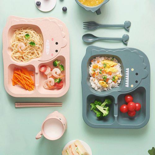 Creative Childrens Dinner Set (6 Pcs)