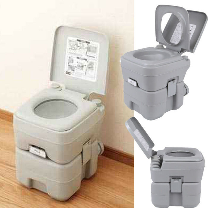 Camping Toilet Compact and Portable