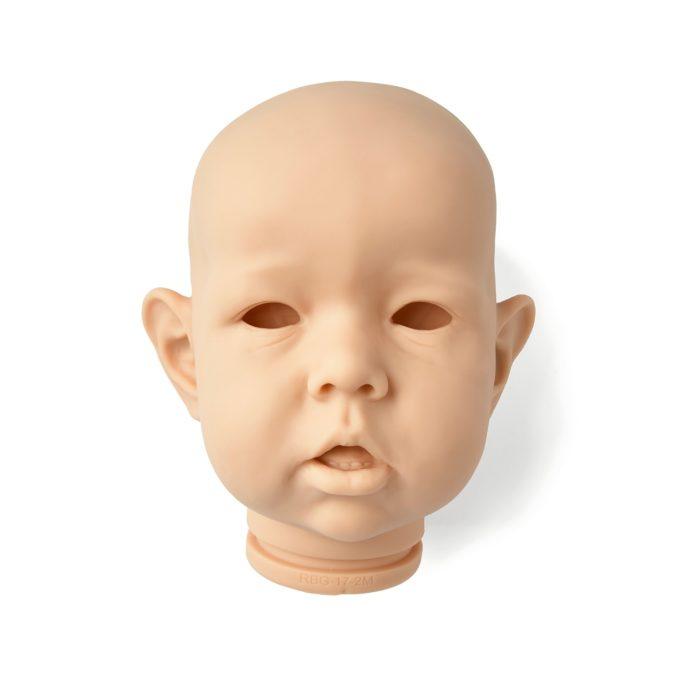 Reborn Doll Kit DIY Realistic Baby Doll