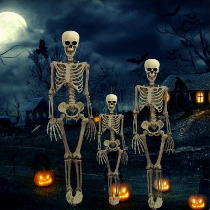 Halloween Skeleton Decoration Party Prop