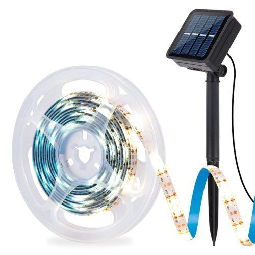 Solar LED Strip Lights Garden Decoration