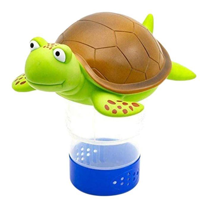 Floating Chlorine Dispenser Turtle Floater