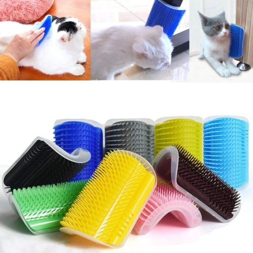 Cat Self Groomer Brush Hair Removal Tool
