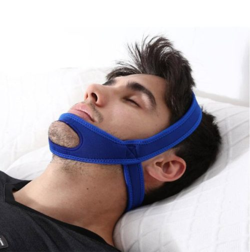 Snore Chin Strap Adjustable Belt
