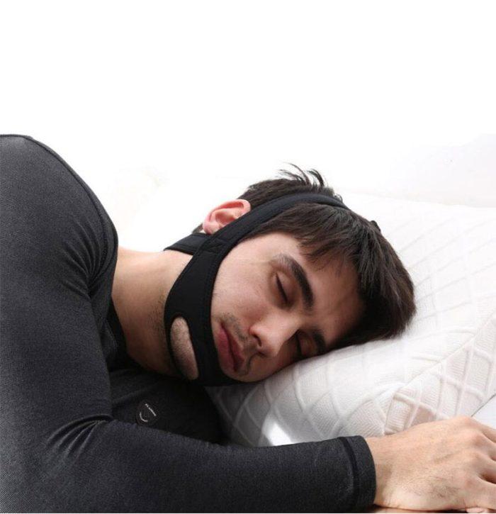 Snore Chin Strap Adjustable Belt