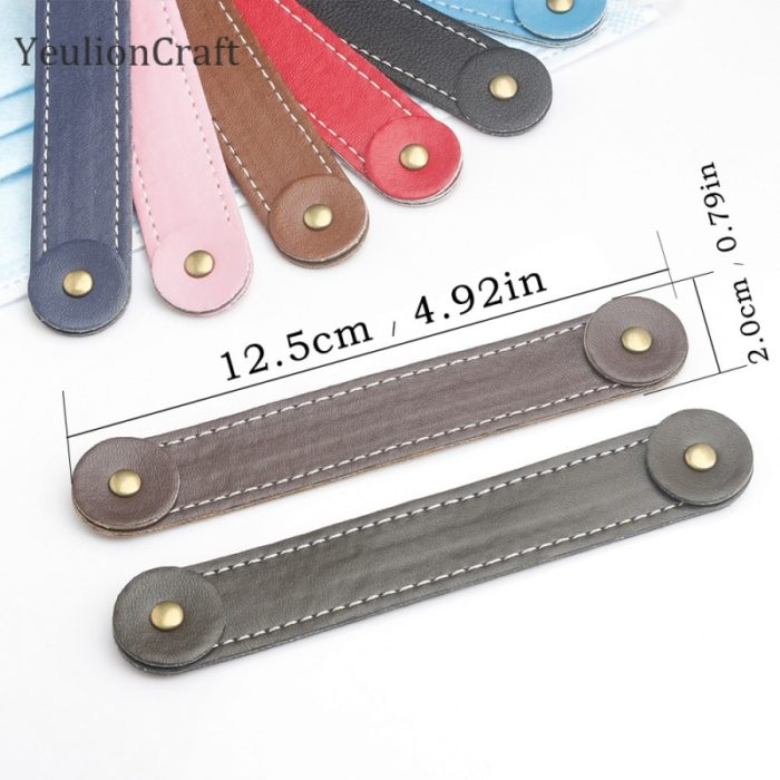 Ear Grips Leather Straps (5pcs)