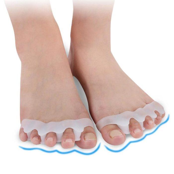 Silicone Hammer Toe Corrector Footwear