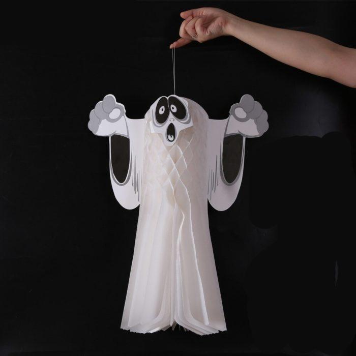 Hanging Ghost Decor Halloween Decoration