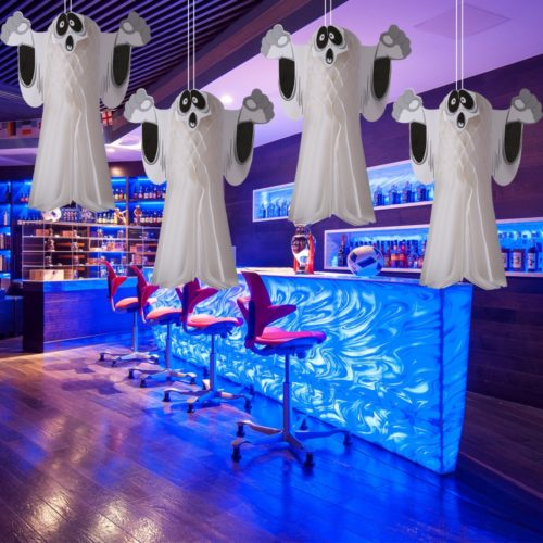 Hanging Ghost Decor Halloween Decoration