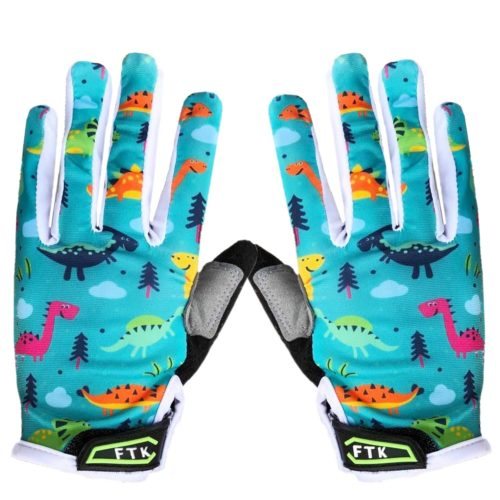 Non-slip Kids Cycling Gloves