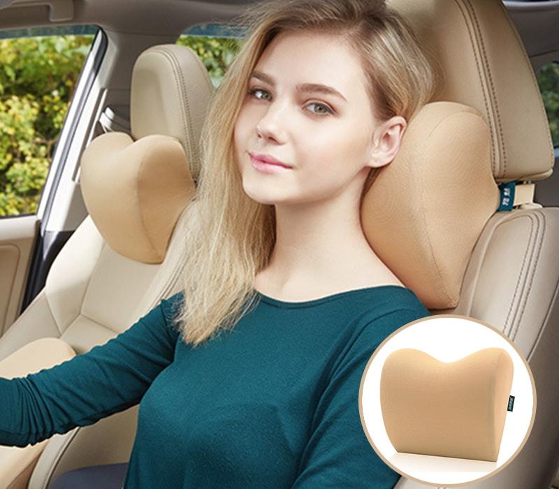 Neck Car Pillow Soft Headrest Life