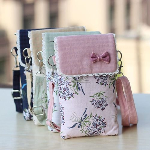 Smartphone Bag Pouch for Ladies