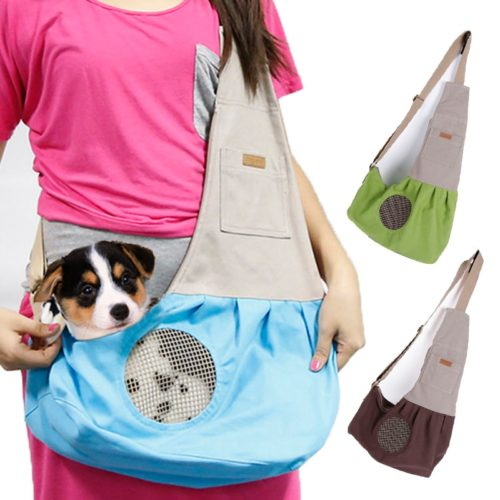 Breathable Puppy Carrier Bag