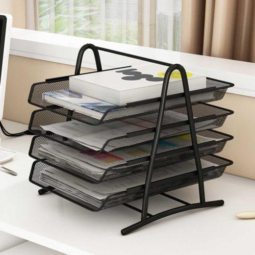 Desktop Paper Tray Organizer