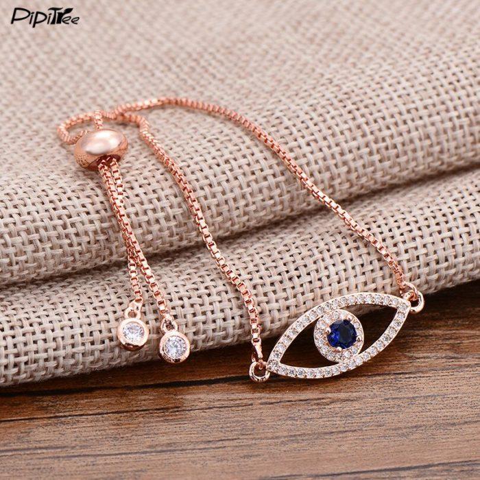 Evil Eye Bracelet Lovely Jewelry