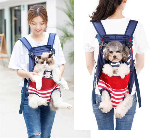 Dog Carrier Front Pack for 12kg Pet