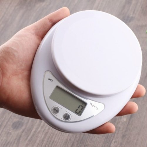 Portable Food Scale Kitchen Scale
