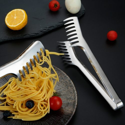 Spaghetti Tong Stainless Food Clip