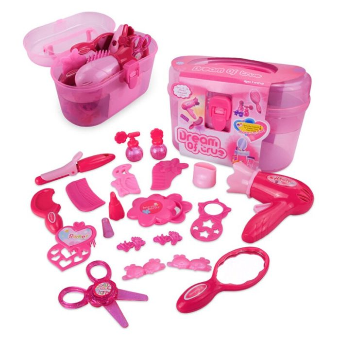 Pretend Hairdresser Toys Set