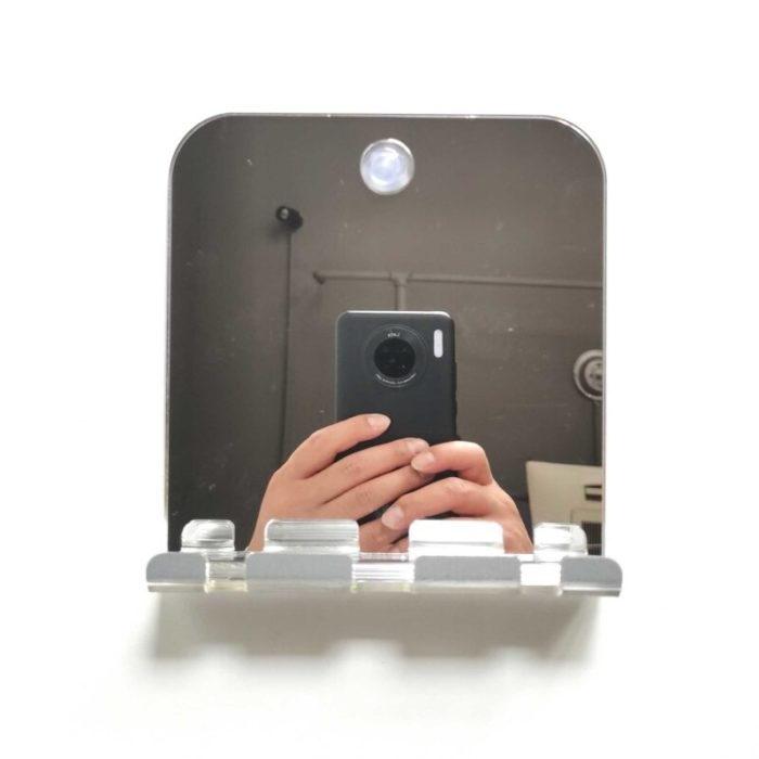 Shaving Mirror Fogless and Travel Size