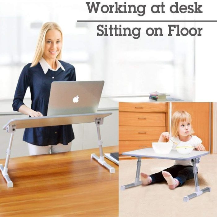 Folding Laptop Desk Small Table