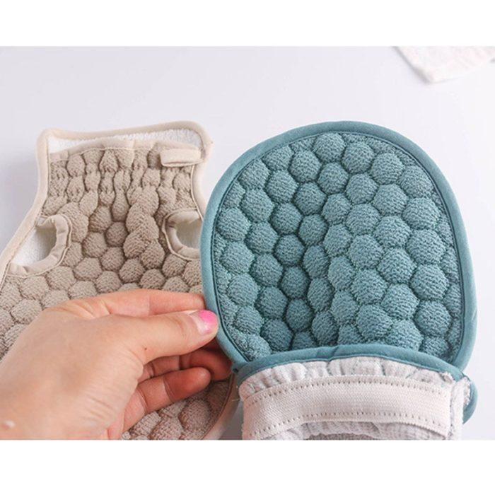 Body Scrubber Glove Exfoliating Mitt